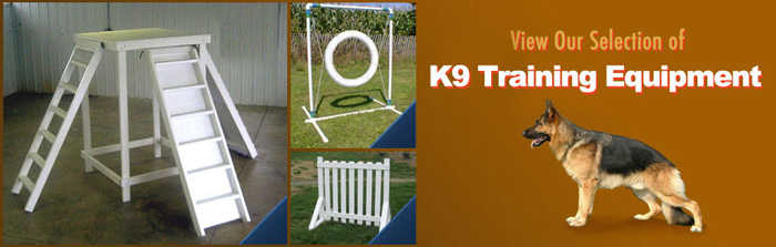 K9 training equipment