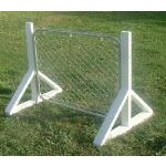 small image of K9 chain link hurdle