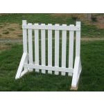 small image of K9 picket fence hurdle