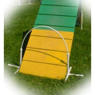 small image of training hoop on A-frame