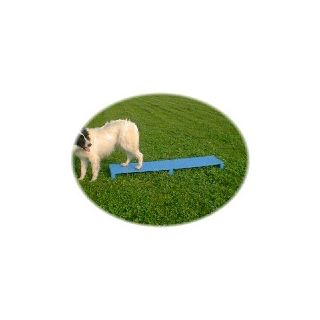 small image of blue traveling plank